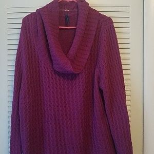 Falls Creek 2x Cowl Neck Sweater